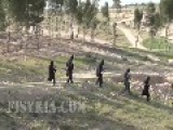 Chechen Training In Syria Kids Also
