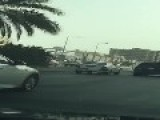 Car Rage In Saudi Leads To An Accident