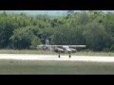 Crazy DO-28 Landing By J.Horta