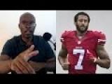 Colin Kaepernick Sits During National Anthem Because Of Black Lives Matter