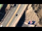 Crazy Police Chase Caught On Camera