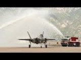 Combat Ready F-35A Lightning II Aircraft Arrive At Hill Air Force Base