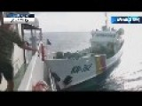China Discloses Videos Showing Vietnamese Ship Hitting Chinese Ship In South China Sea