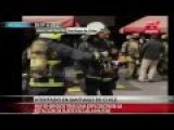 Chile Bomb Explosion → Terrorist Attack Left 8 Injured In Santiago Metro 9 8 2014