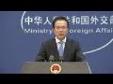China Tells US To Respect China's Sovereignty In South China Sea