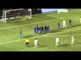 Cristiano Ronaldo Free Kick Goal Vs Chelsea HD