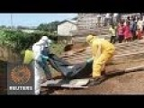 Clashes In Sierra Leone Over The Removal Of An Ebola Victim's Body