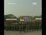 Chinese Troops Join Military Exercise With US