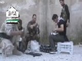 Captain MUSTAFA And His Minions Friendly Encounter Whit A 155 Mm Shell