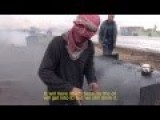 Crude Living On Oil In Syria