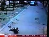 Car Runs Boy Over