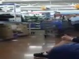 Chinese Guy Pissed Off In Walmart-Black Friday