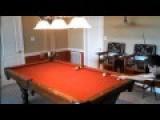 Cool Billiards Trick Shot