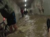 CU Boulder Flood Tunnel Tubing