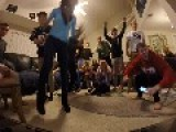 College Friends React Wildly To Super Bowl