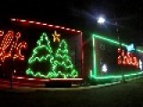 C.P. Holiday Train In Montreal West