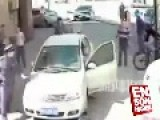 Chinese Female Driver Goes Mad