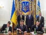Chevron Terminates Gas Extraction Contract In Western Ukraine