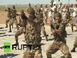 China: Check Out These SCO Troops' Martial Arts Skills