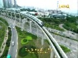 China,Chongqing City, 2012,view From Above, Part1: City Scenery