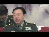 Chinese Military Leader Tells Hagel He Is Very Dissatisfied With His Speech In Japan