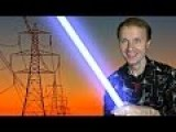Crazy Effects Of High Power Voltage Lines
