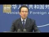 China Says Japan Must Be Responsible For Fukushima Nuclear Leak
