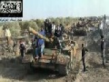 Citizen Soldiers Move Towards Eastern Dara'a City In Captured Tanks: April 4th, '14