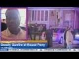 Calumet City House Party Shooting Kills 1, Injures 10