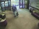 CCTV: Birmingham Hotel Robber