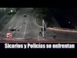 Colombia Gunmen Shoot It Out With Police