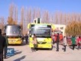 China Offers Free School Bus Rides To Uighur Children To Win Hearts And Minds In Muslin Region