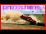 Crazy Car Crashes In America