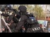 Chinese Middle School Students Dress Up Like SWAT Team | China Uncensored