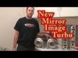 Centrifugal Force Symmetrical Mirror Image Turbo