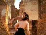 Compilation Of Marital Arts Stunts And Moves