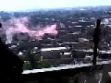 Combat Footage: Firefight On Haifa Street In Baghdad