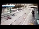 Caught On Camera: Today's Arab Car-terrorist Attack In Jerusalem
