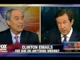 Chris Wallace Grills Lanny Davis Over Clinton Email Hypocrisy