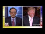 Chris Wallace Confronts Trump On All The 'Con Man' Charges Leveled Against Him