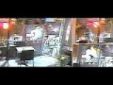 CCTV Footage Of Paris Restaurant Attack