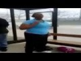 CHUBBY RATCHET GETS HER AZZ WHOOPED BY SKINNY RATCHET = In Da Hood™®