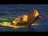 Canadian Submarine Sinks U.S. Ship