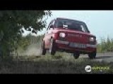 Crazy Person Behind The Wheel Of Fiat 126p