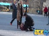 Child Abuse Between Races!! Social Experiment