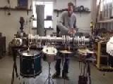 Cool Homemade Drum Machine