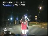 Cute Chick No Pants Field Sobriety & Arrest