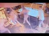 CCTV Captures Brutal Pub Brawl Which Caused Pub To Shut Down