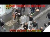 Confrontation In Paris: The Video Evidence Of The Guilt Of The JDL!
