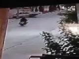 CCTV Captures Deadly Road Accident On Nablus Road In Tulkarem,Palestine
